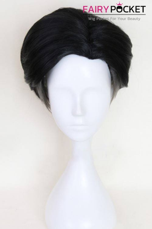 Yuri on Ice Otabek Altin Anime Cosplay Wig - B