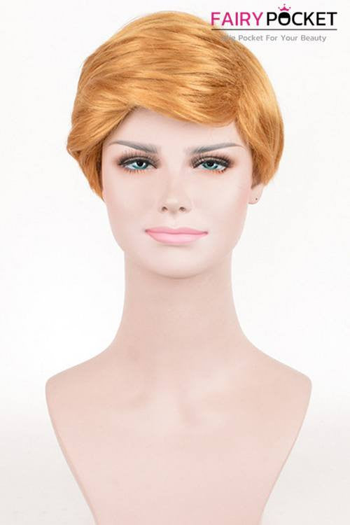 Donald Trump Cosplay Wig