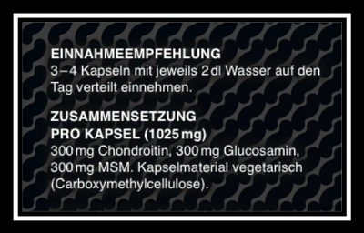 PROGRESS - GELENK FIT mit Glucosamin - PROGRESS-Shop