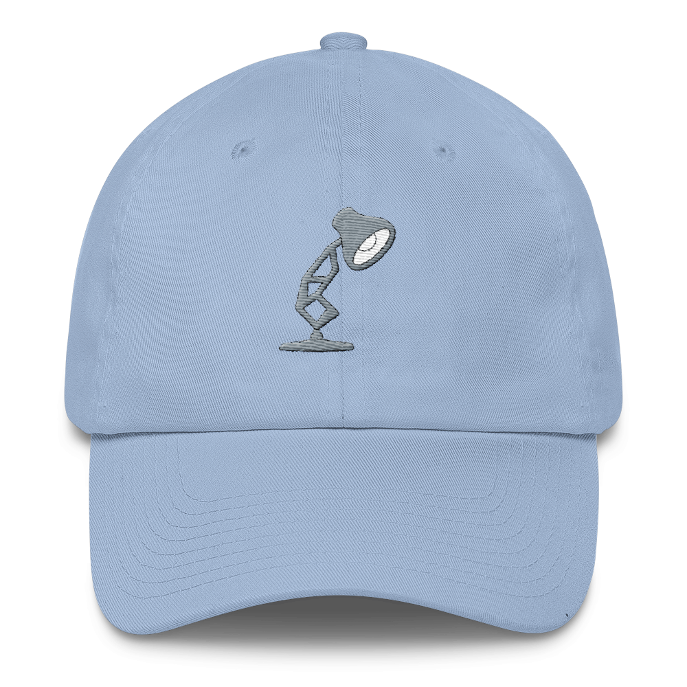Pixar Lamp Hat MainStreetCompany