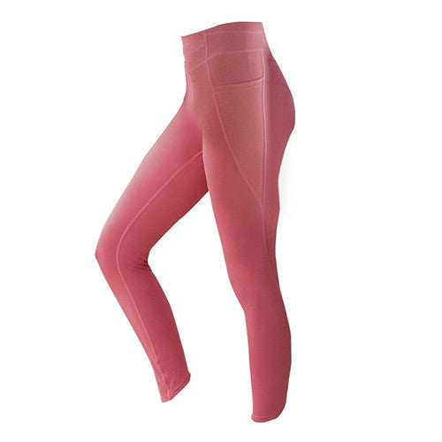Zivame B-yond Training Legging- Pink