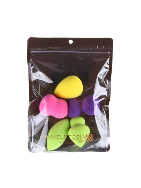 5PCS Different Shape Blender Sponge