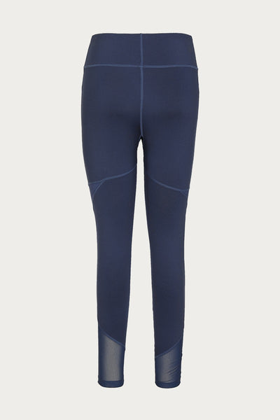 Zivame Luxe Training Legging - Blue