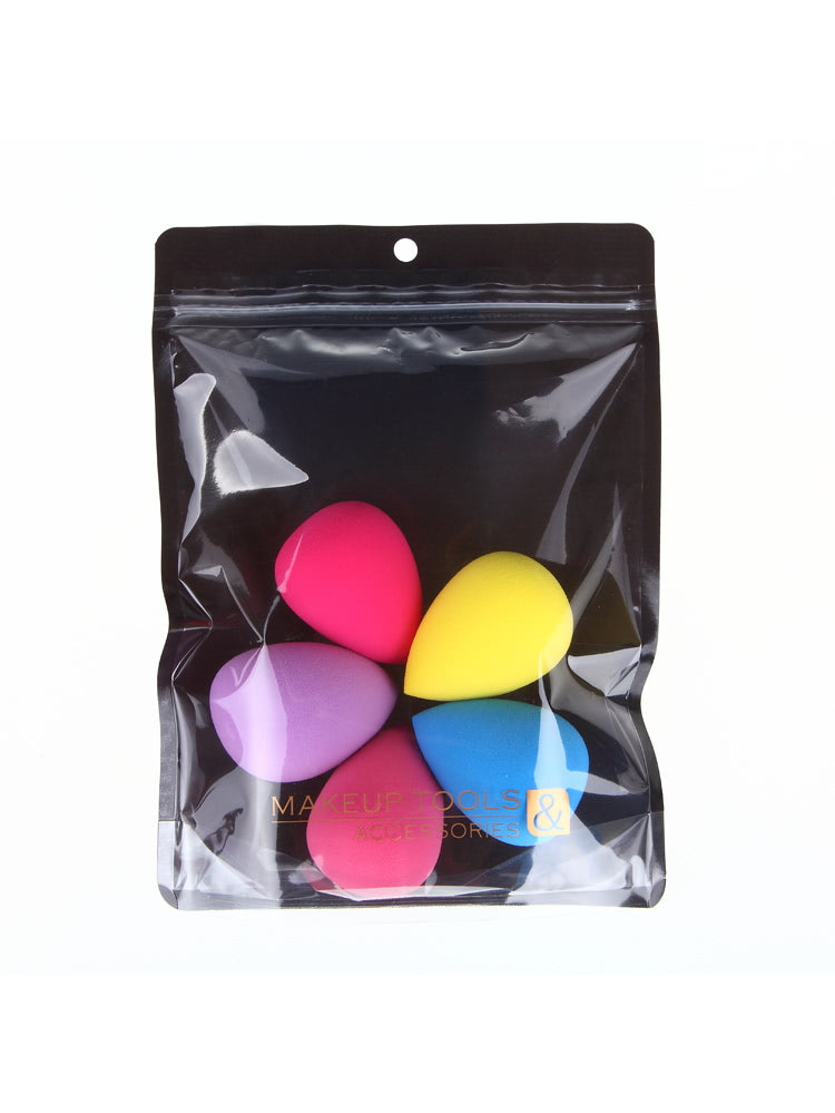 5PCS Teardrop Blender Sponge