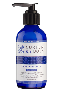 NURTURE MY BODY Cleansing Milk (Fragrance Free ) 有機洗面奶  (無香味) 4月尾到貨
