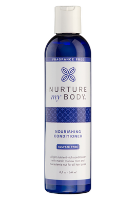 NURTURE MY BODY Nourishing Conditioner 有機護髮素 (無香味)