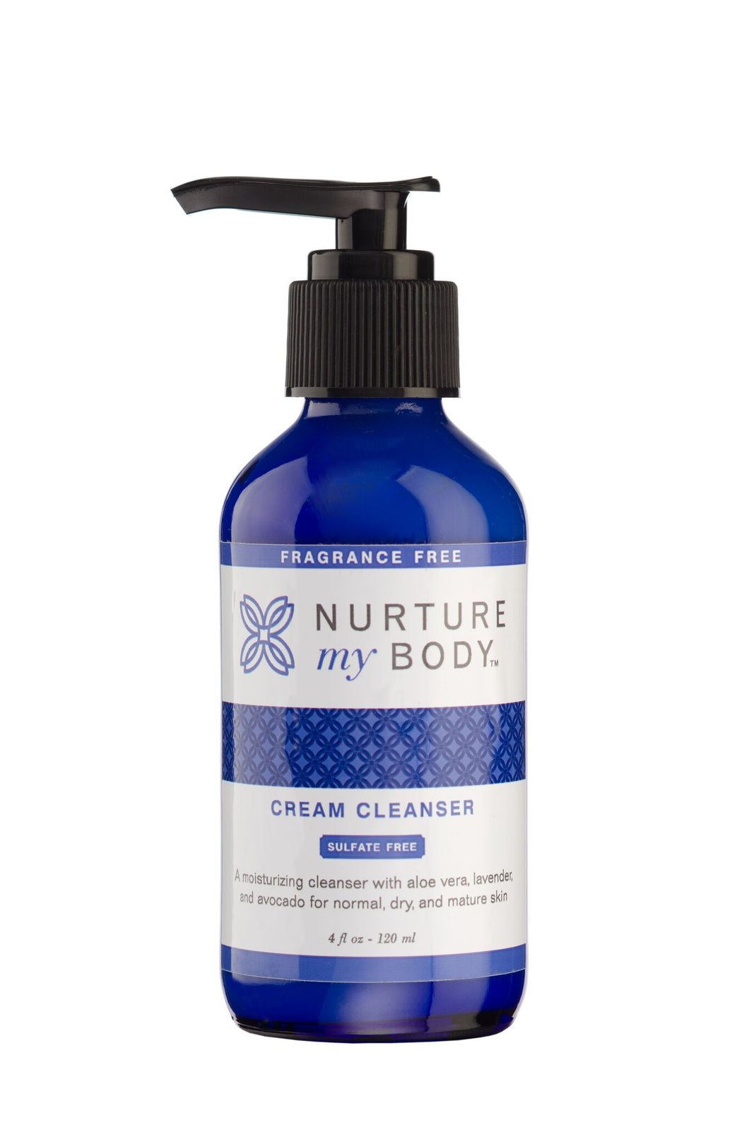 NURTURE MY BODY Cream Cleanser有機潔面乳霜(無香味)