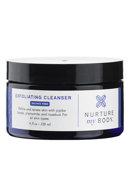 NURTURE MY BODY Exfoliating Cleanser有機去角質磨砂啫哩