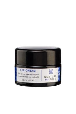 NURTURE MY BODY Eye Cream 有機眼霜 ( 無香味 )