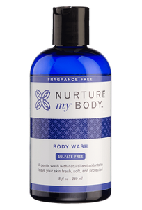 NURTURE MY BODY Body Wash 有機沐浴露 (無香味)