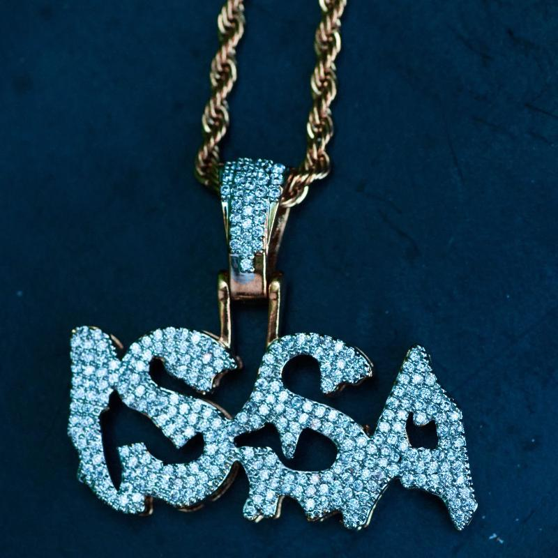 Issa Pendant Necklace - The Jewelry Plug