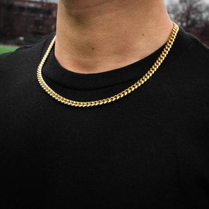 Miami Cuban Link Chain (6mm)