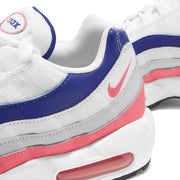 Air Max 95 White & Pink Trainers Nike