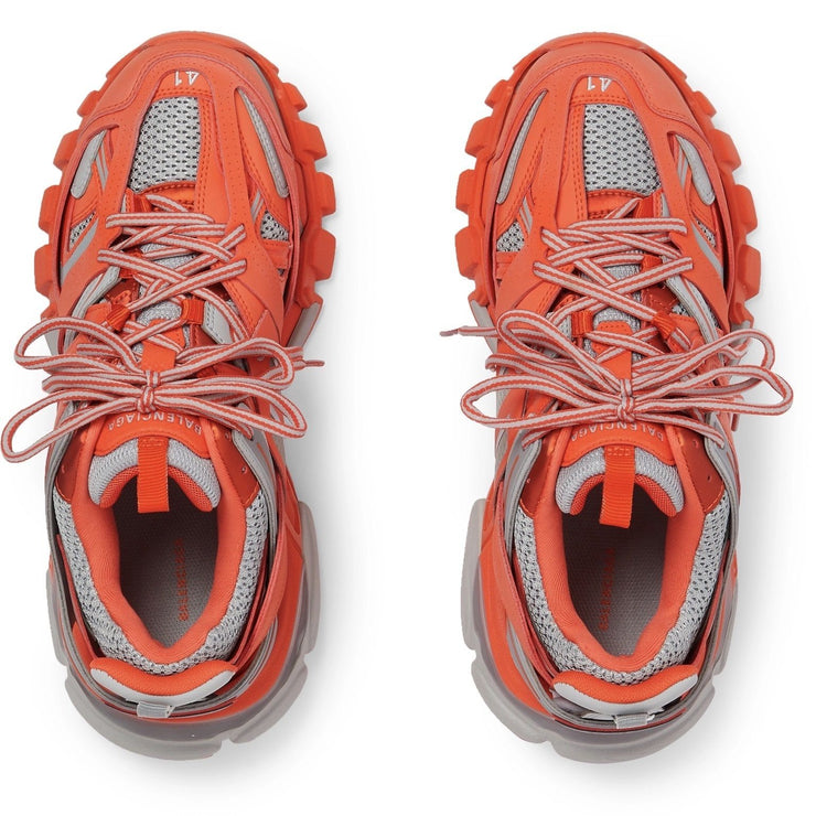 Balenciaga Orange Track Runners - DANYOUNGUK