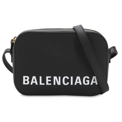 Balenciaga XS Ville Leather Camera Bag - DANYOUNGUK