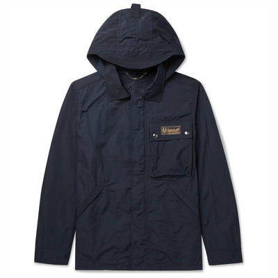 Belstaff Shell Hooded Jacket - DANYOUNGUK