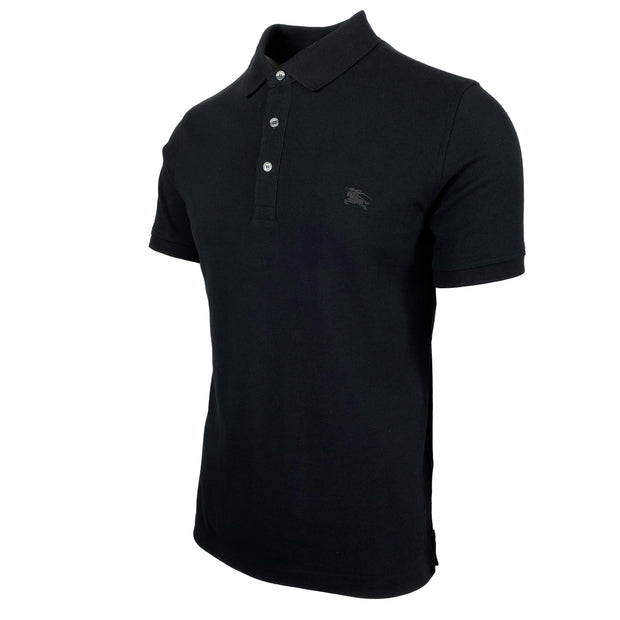 Burberry Black Classic Polo - DANYOUNGUK
