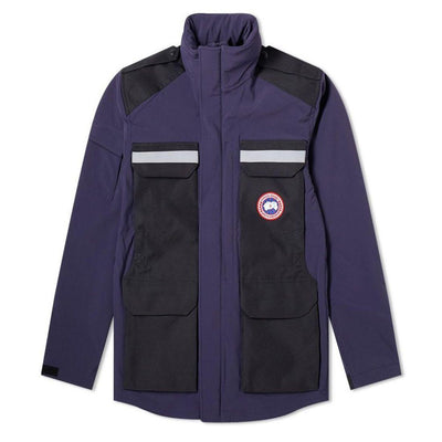 Canada Goose Photojournalist Utility Pocket Hooded Jacket - DANYOUNGUK