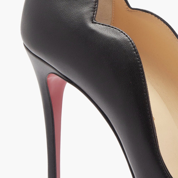 Christian Louboutin Hot Chick 100 Leather Heels - DANYOUNGUK