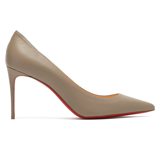 Christian Louboutin Kate 85 Leather Heels - DANYOUNGUK