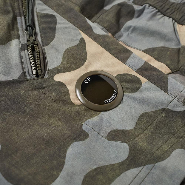 CP Company Camouflage Lens Shorts - DANYOUNGUK