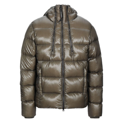 CP Company Garment Dyed Goggle Down Jacket - DANYOUNGUK