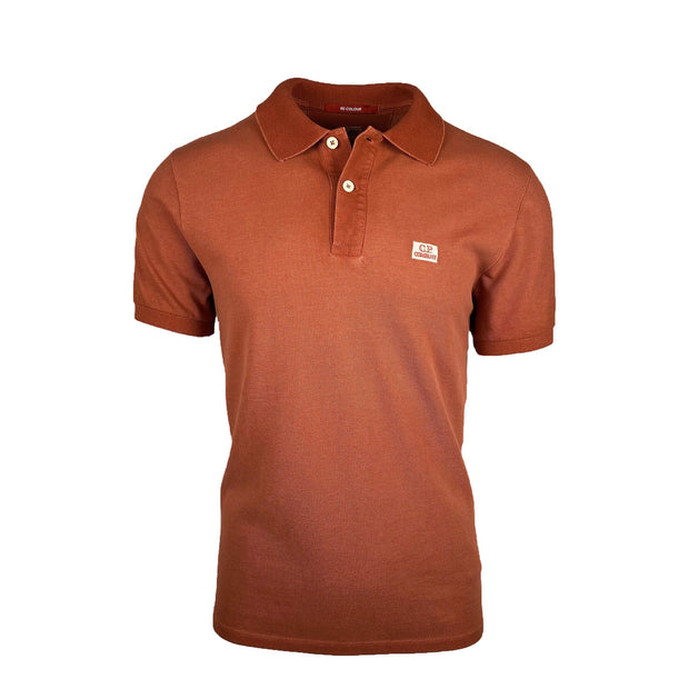 CP Company Slim Fit Short Sleeve Polo - DANYOUNGUK