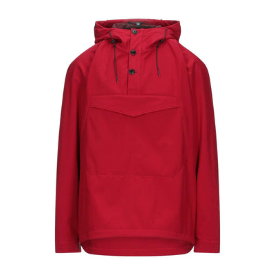 CP Company Soft Shell Pull Over Goggle Jacket - DANYOUNGUK