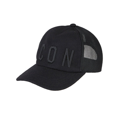 DSQUARED2 Blackout ICON Trucker Cap - DANYOUNGUK