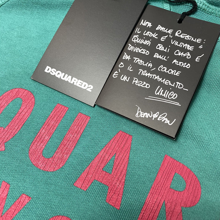 DSQUARED2 Boy Scout Hoodie - DANYOUNGUK