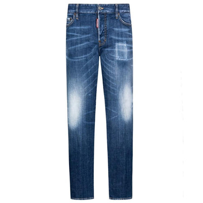 DSQUARED2 Distressed Slim Jeans Jeans DSQUARED2