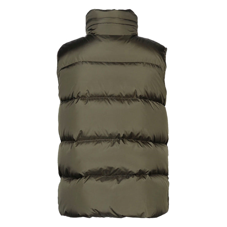DSQUARED2 Khaki Quilted Bodywarmer - DANYOUNGUK