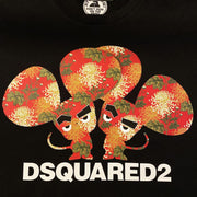 DSQUARED2 Printed Cool Guy Tee - DANYOUNGUK