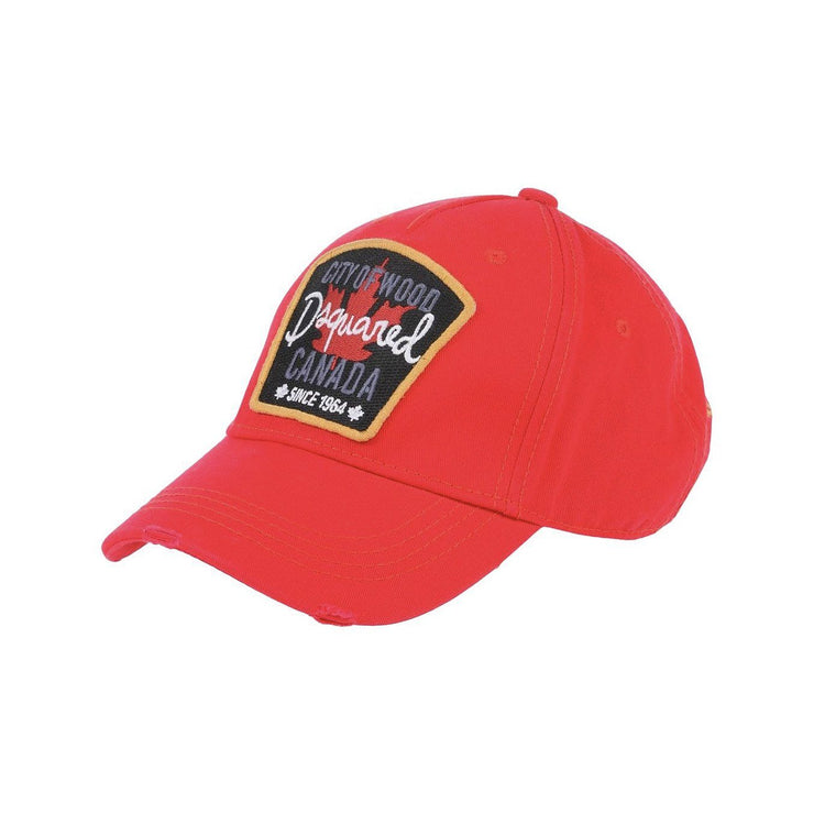 DSQUARED2 Red Cap - DANYOUNGUK