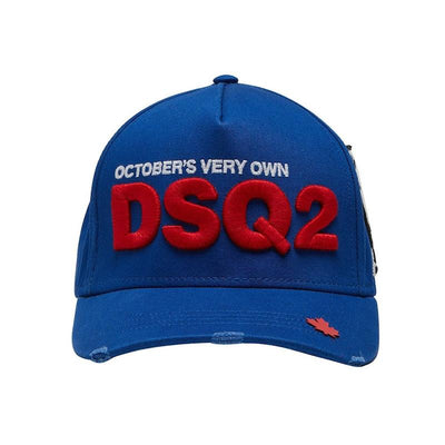 DSQUARED2 x Drake Blue Cap Cap DSQUARED2