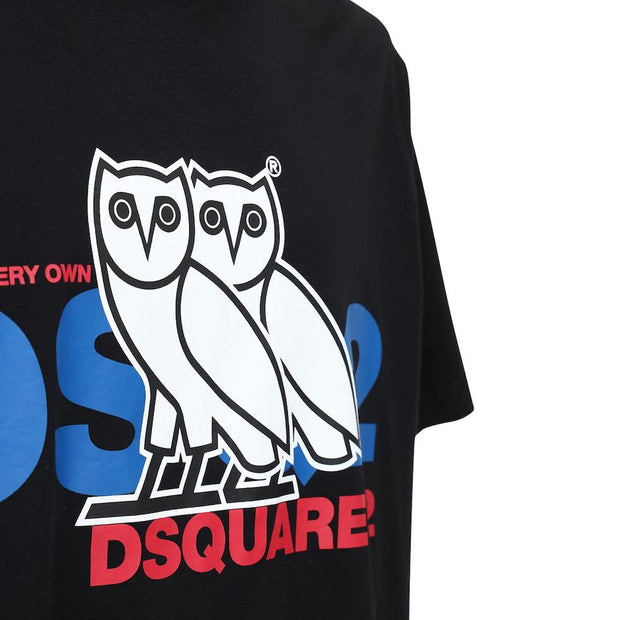 DSQUARED2 x Drake Logo Tee T-Shirt DSQUARED2