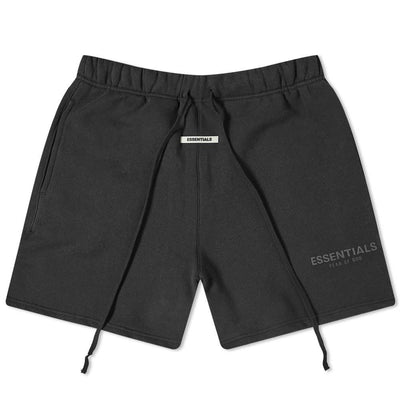 ESSENTIALS x FOG Black Shorts - DANYOUNGUK