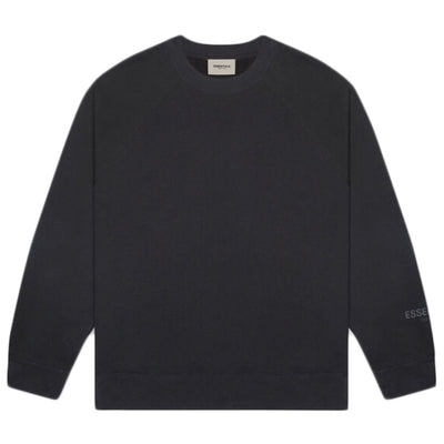 Essentials x FOG Black Sweatshirt - DANYOUNGUK