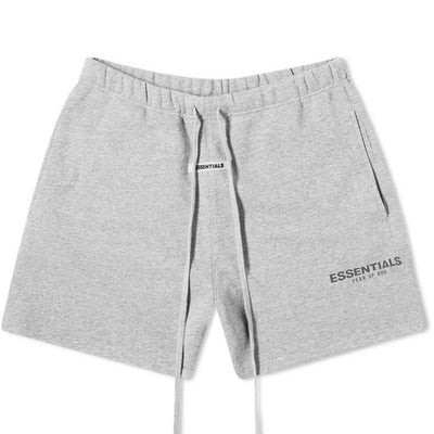 ESSENTIALS x FOG Grey Shorts - DANYOUNGUK