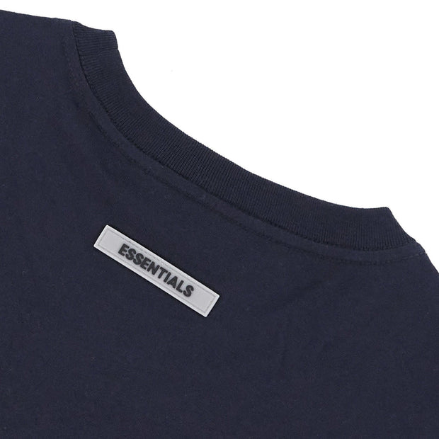 ESSENTIALS x FOG Navy T-Shirt - DANYOUNGUK