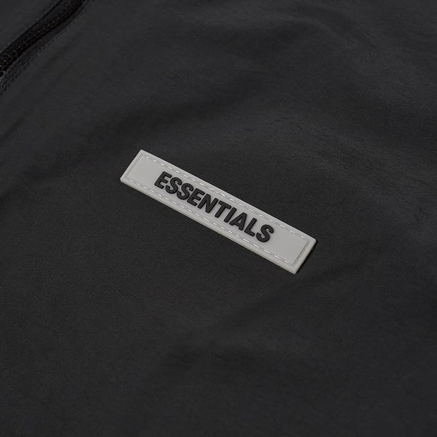 Fear of God ESSENTIALS Half Zip Track Top Jacket Essentials