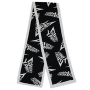 Givenchy Black All Over Print Scarf - DANYOUNGUK