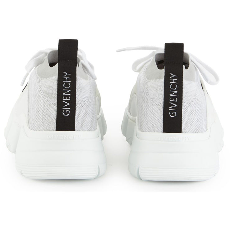 Givenchy White & Grey Sock Sneakers Trainers Givenchy
