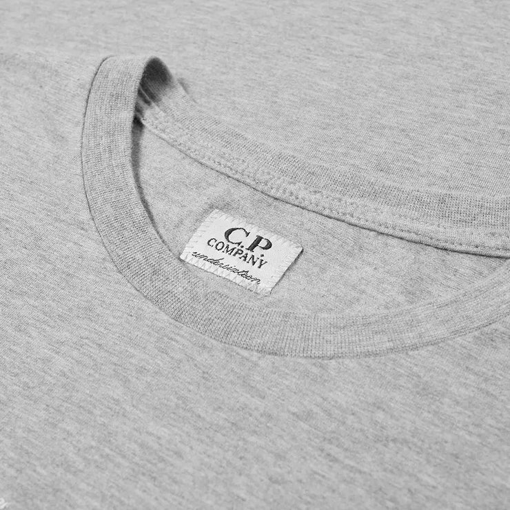 Kids CP Company Grey Stitch T-Shirt Kids T-Shirt CP Company