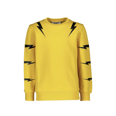 Neil Barrett Lightening Bolt Sweatshirt - DANYOUNGUK