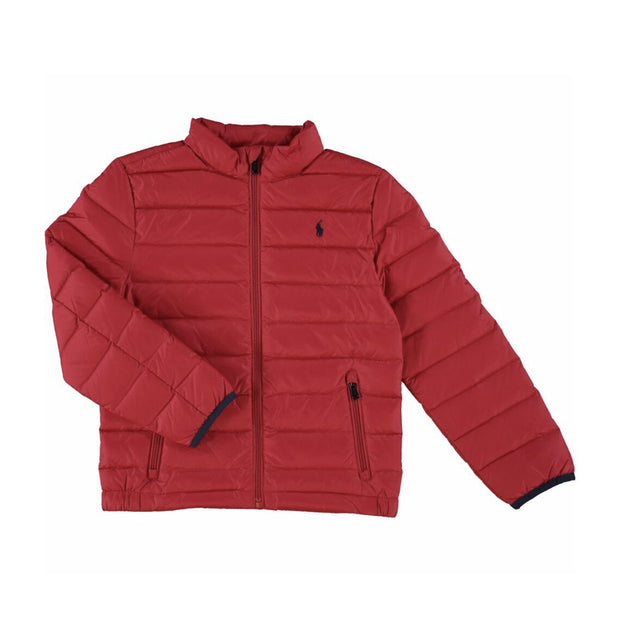 Kids Ralph Lauren Red Down Jacket Kids Jacket Ralph Lauren