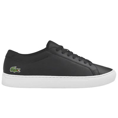 Lacoste Black Leather Classic Trainers Trainers Lacoste