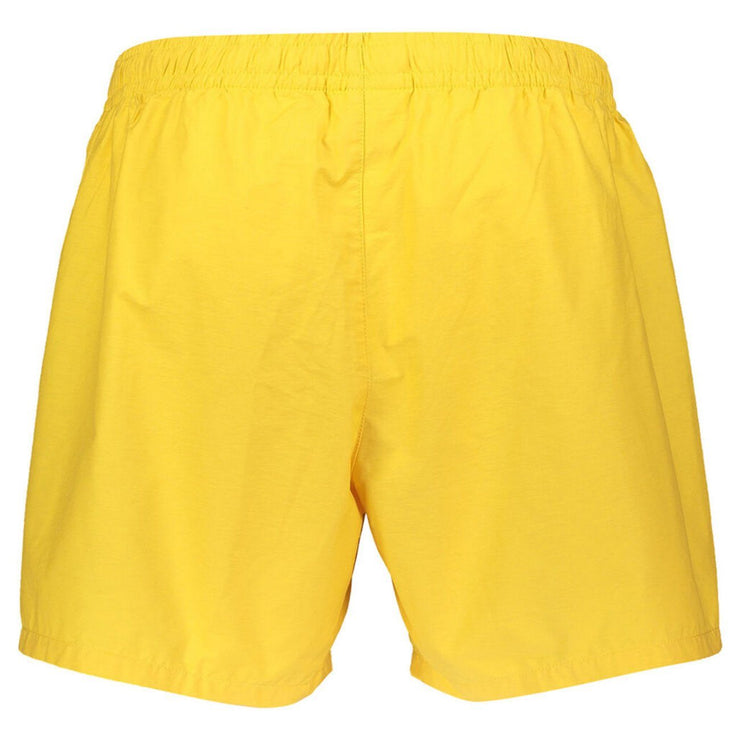 Lacoste Yellow Logo Swimshorts Swimwear Lacoste