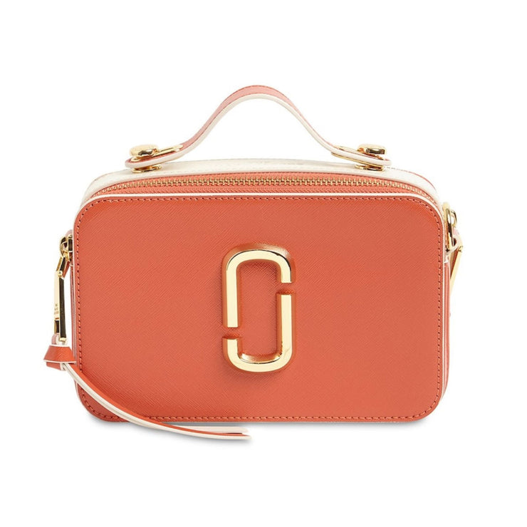 Marc Jacobs Large Snapshot Leather Bag - DANYOUNGUK