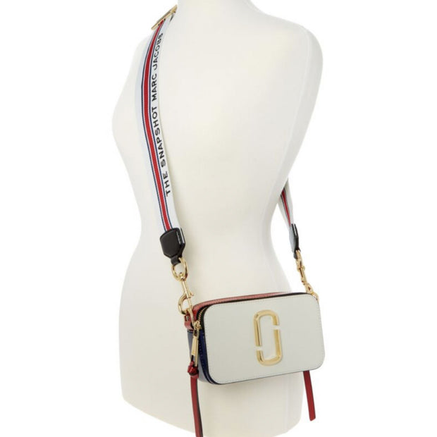 Marc Jacobs Snapshot Leather Cross Body Bag - DANYOUNGUK